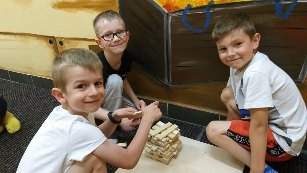 Wyjazd do Edukacyjnej Sali Zabaw w Ełku