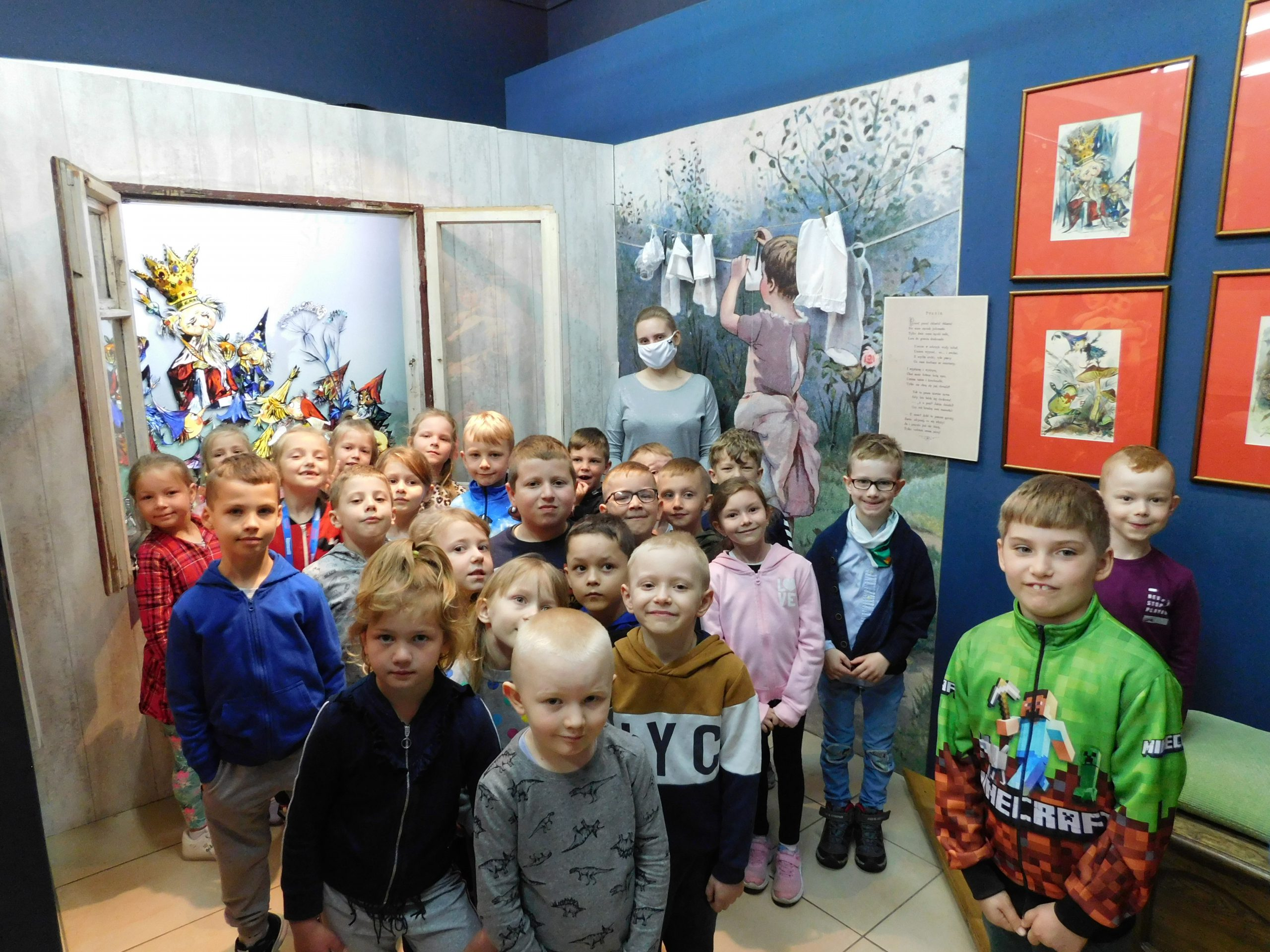 Wycieczka do Muzeum Marii Konopnickiej w Suwałkach